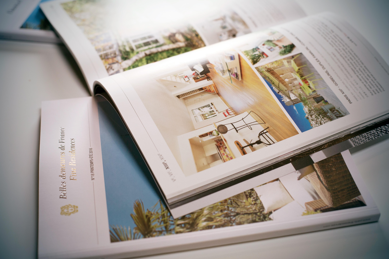Féau Magazine -intérieur – studio octopus