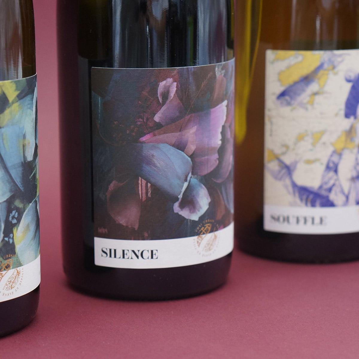 vin, vignoble, les chais du port de la lune, étiquette, artiste, impression, print